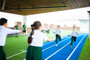 St Francis of Assisi Catholic Primary School Paddington Outdoor spaces